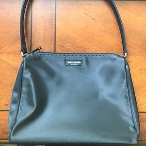 NWOT Kate spade Satin Nylon Handbag Pristine!